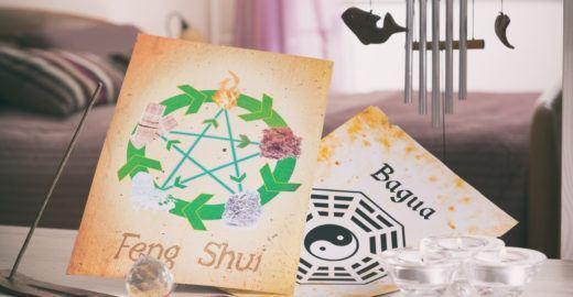 Feng Shui ajuda a reduzir estresse e ansiedade