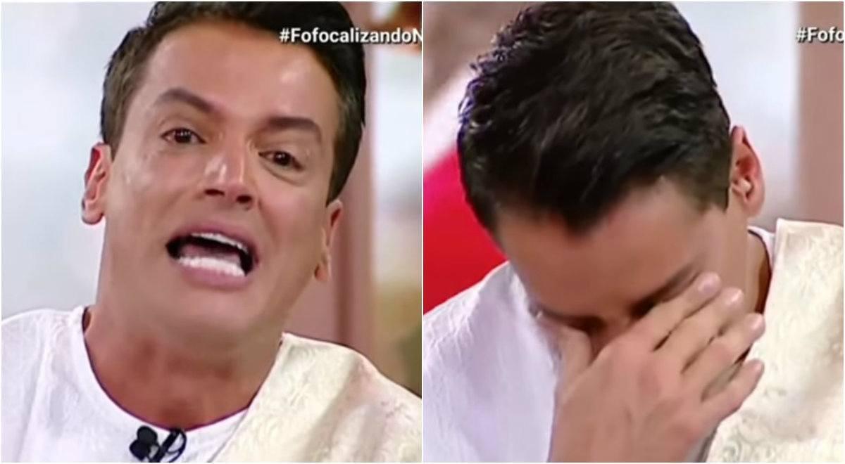 Leo Dias chora ao falar sobre tratamento contra vídeo em cocaína