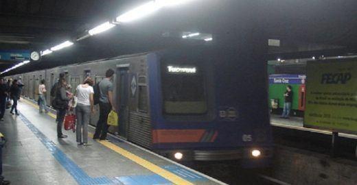 Liberação para buscar menino em túnel do metrô levou 61 minutos