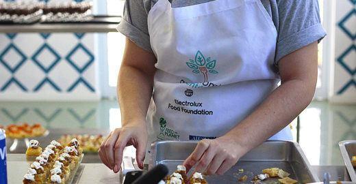 Curso de gastronomia forma time de chefs sustentáveis
