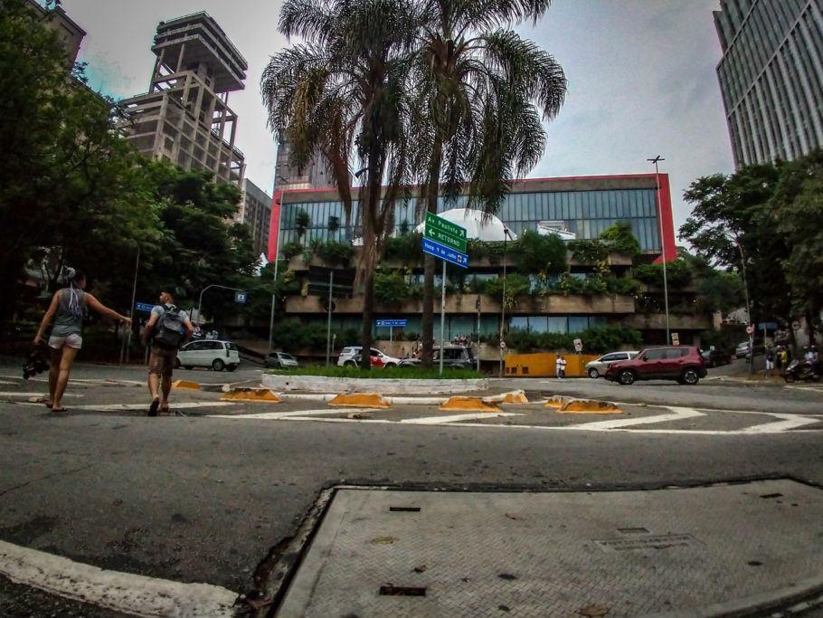 Mirante 9 de Julho fica a poucos metros da Avenida Paulista