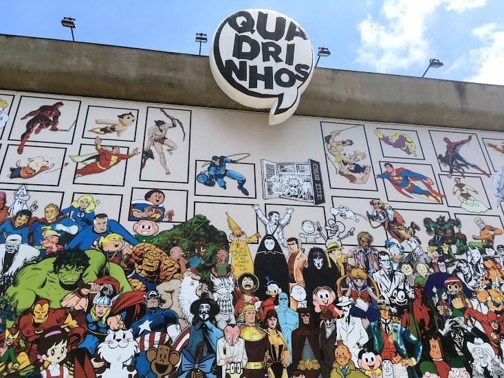 Vão rolar oficinas de superheroi, confecção de bonecos, máscaras e muitas histórias