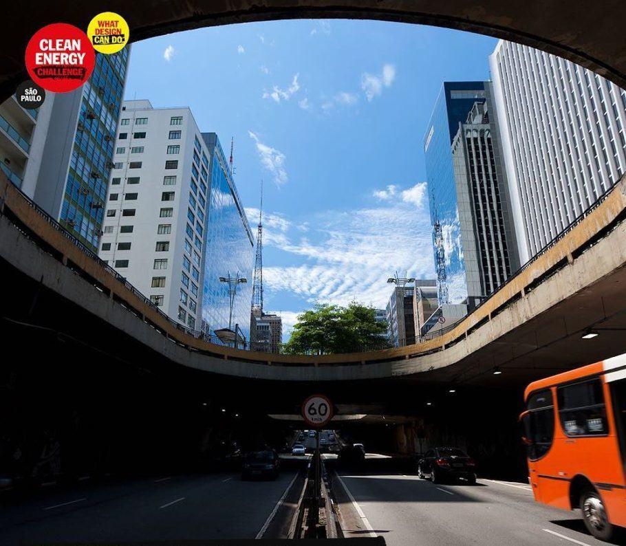 A ideia do desafio de mobilidade sustentável é reduzir o uso de veículos motorizados