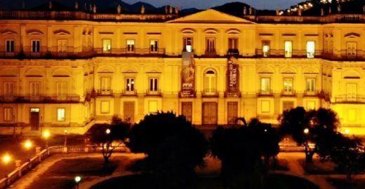 MASP recebe público para visita virtual no Museu Nacional do Rio