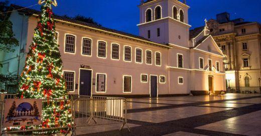 Festival de Natal de SP ocupa centrão com 120 atrações GRÁTIS