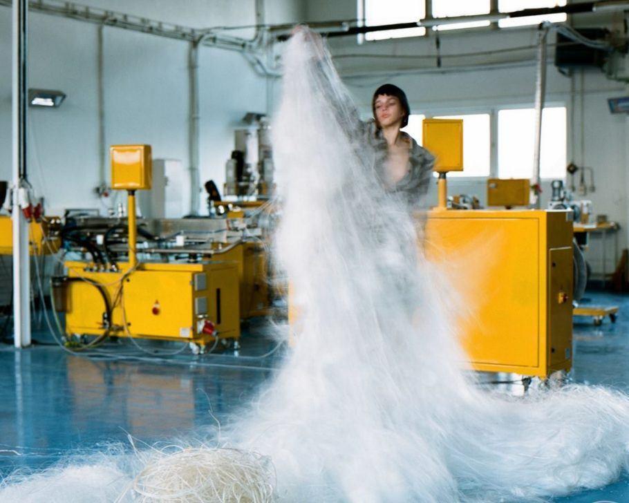 Fábrica do bioplástico