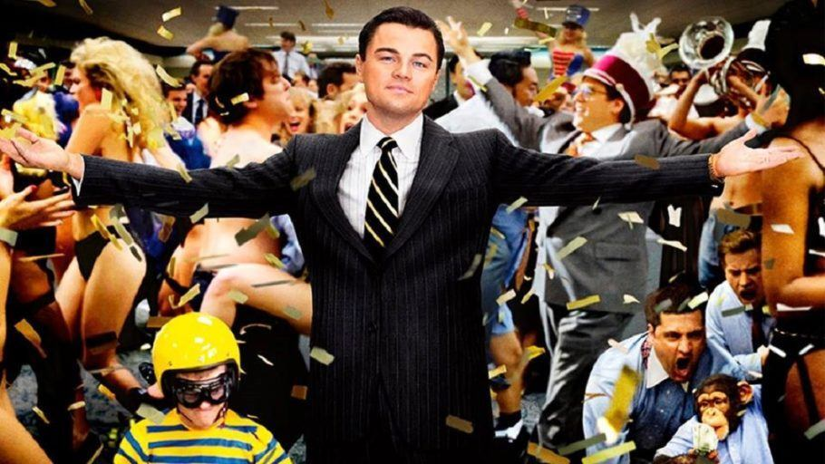 'O Lobo de Wall Street'