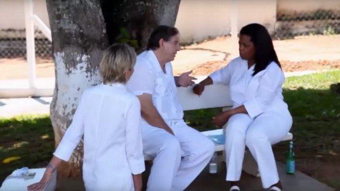 João de Deus e Oprah