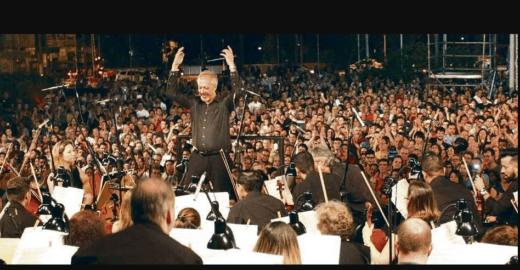 Espetáculo de Natal GRÁTIS no ABC tem orquestra e Elvis
