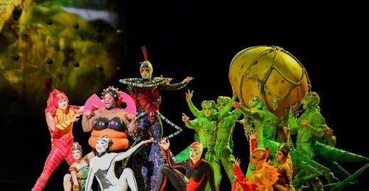 Novo espetáculo do Cirque du Soleil explora a cultura brasileira