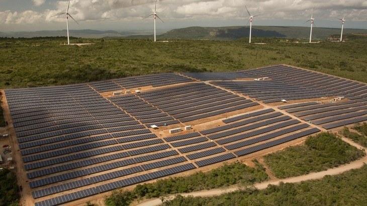 Um dos parques já construídos pela Enel: no Piauí, o investimento será de R$ 1,4 bilhão
