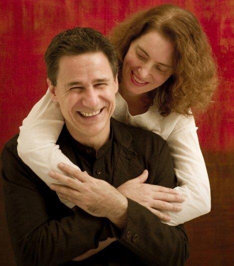 Marcelo Bratke e Mariannita Luzatti