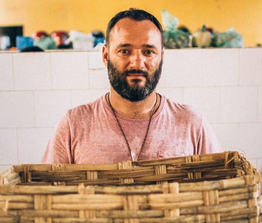 O designer Marcelo Rosenbaum, homenageado pelo Prêmio Cidadão SP