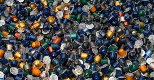 Tour virtual explica a reciclagem de cápsulas de café