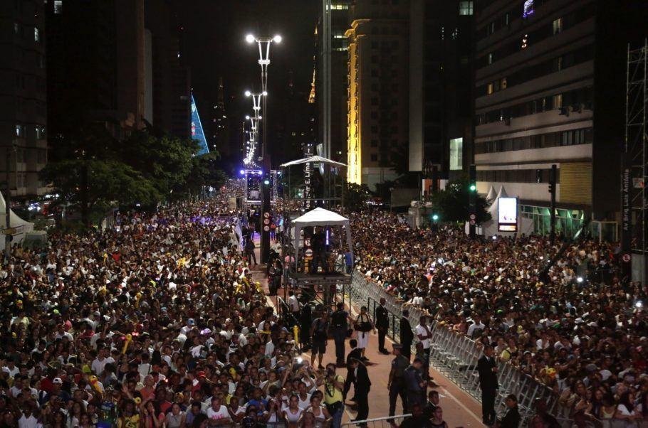 Réveillon na Paulista