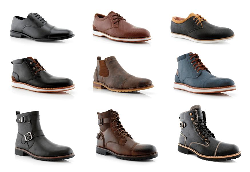 Sapatos à venda: por US$ 66, um segundo par é entregue a quem precisa