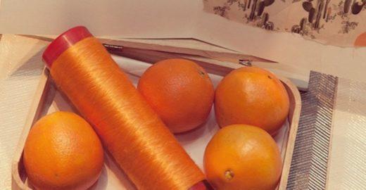Seda vegana feita do bagaço da laranja revoluciona moda de luxo