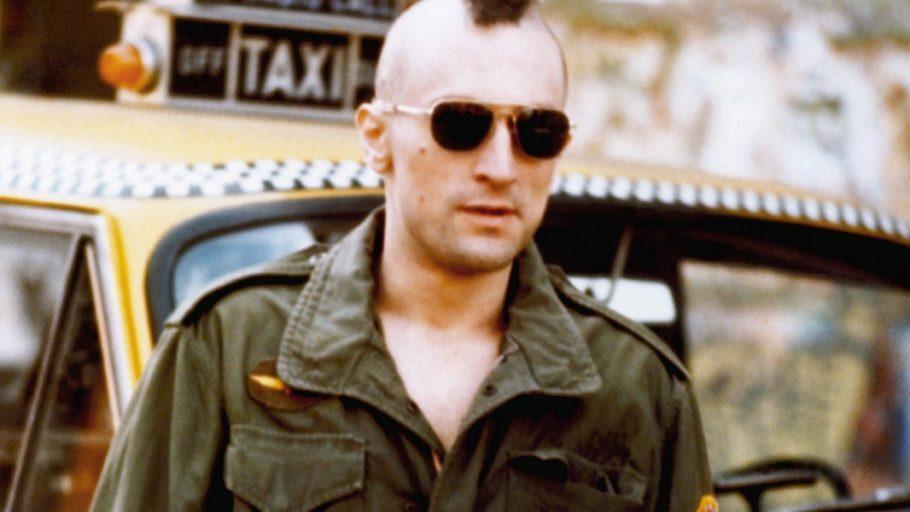'Taxi Driver' - Scorsese