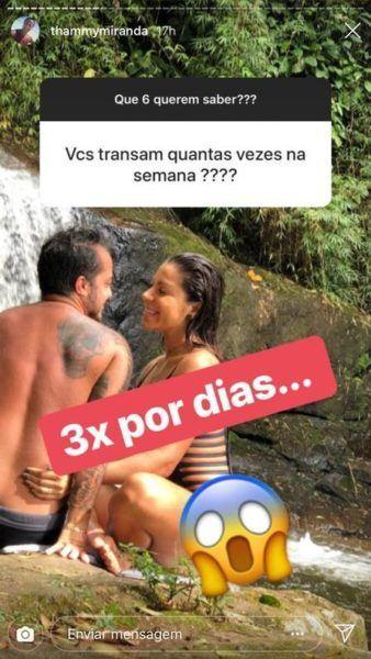 Thammy Miranda Andressa Ferreira