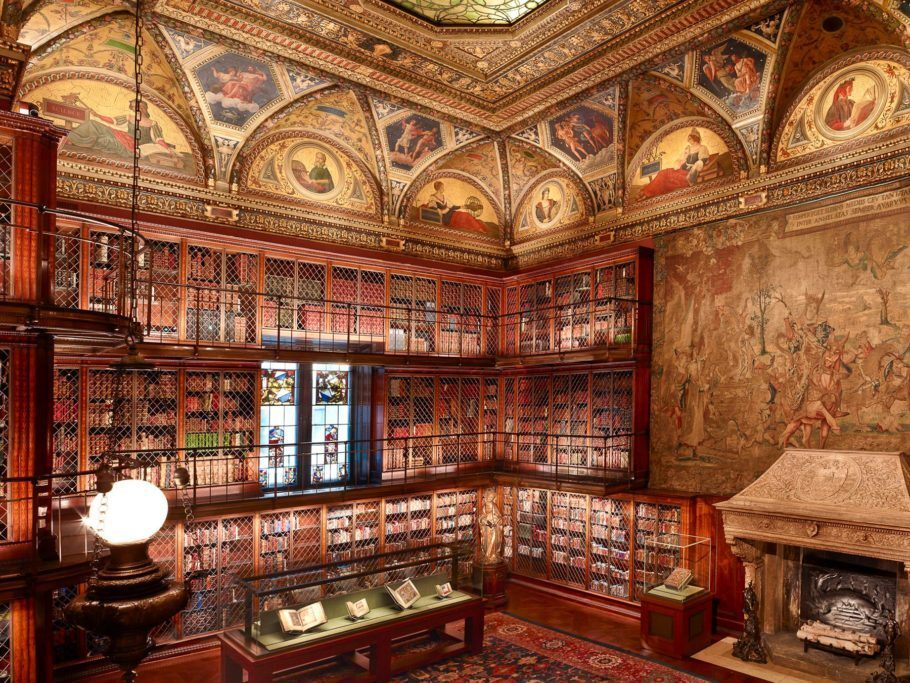 The-Morgan-Library-and-Museum