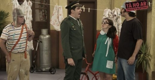 Grupo Chespirito reprova a paródia do 'Tá no Ar'