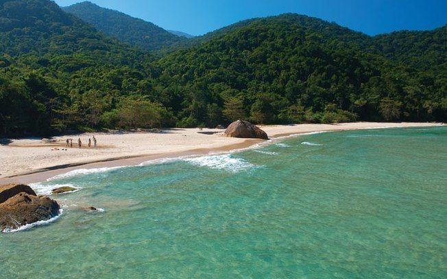 Antiguinhos em Paraty, próximo a Praia do Sono no Rio de Janeiro