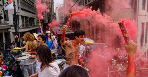 Bloco Explode Coração agita pré-Carnaval no Mirante 9 de Julho