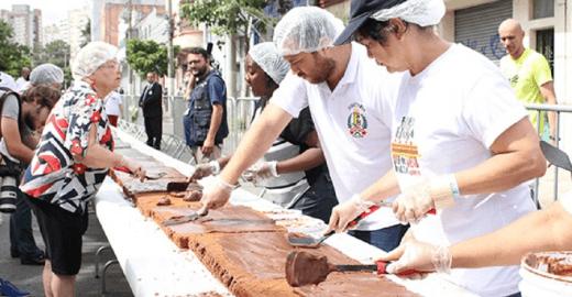 Bolo do Bixiga: tradição resgatada para o aniversário de SP