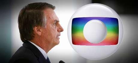 Bolsonaro queria abater a TV Globo. Mas está sendo o contrário.