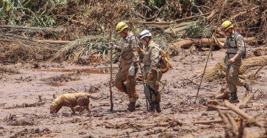 Laudo indicou problemas de drenagem na barragem de Brumadinho