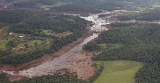 Vale anuncia que banirá todas as barragens como a de Brumadinho