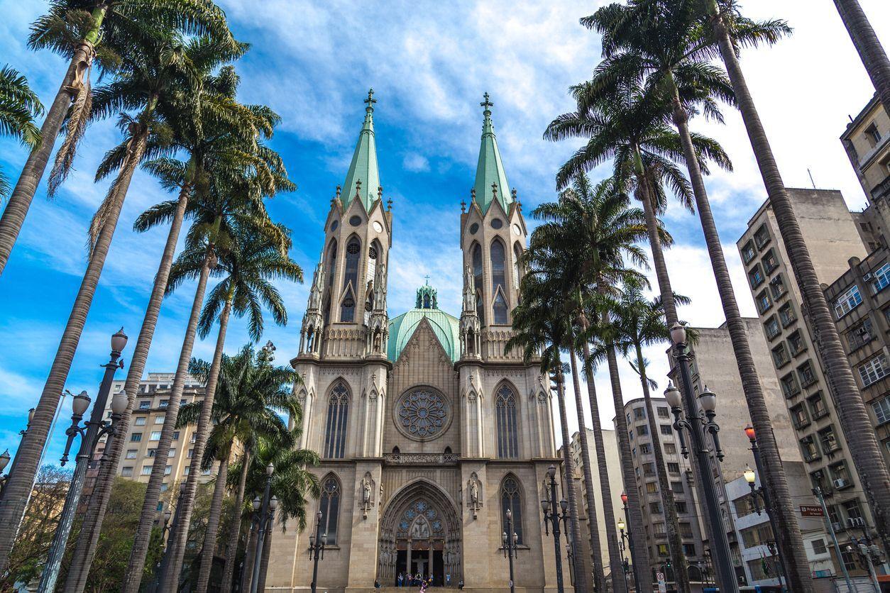 Catedral da Sé - SP - Brasil