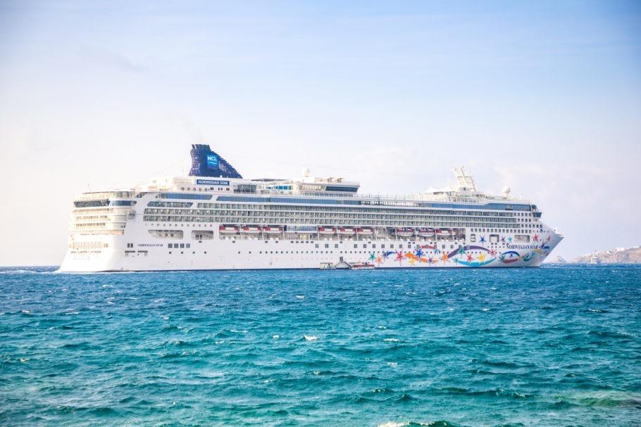 Navio da Norwegian Cruise Line