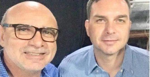 Globo: Promotoria vai pedir quebra de sigilos de Flávio Bolsonaro