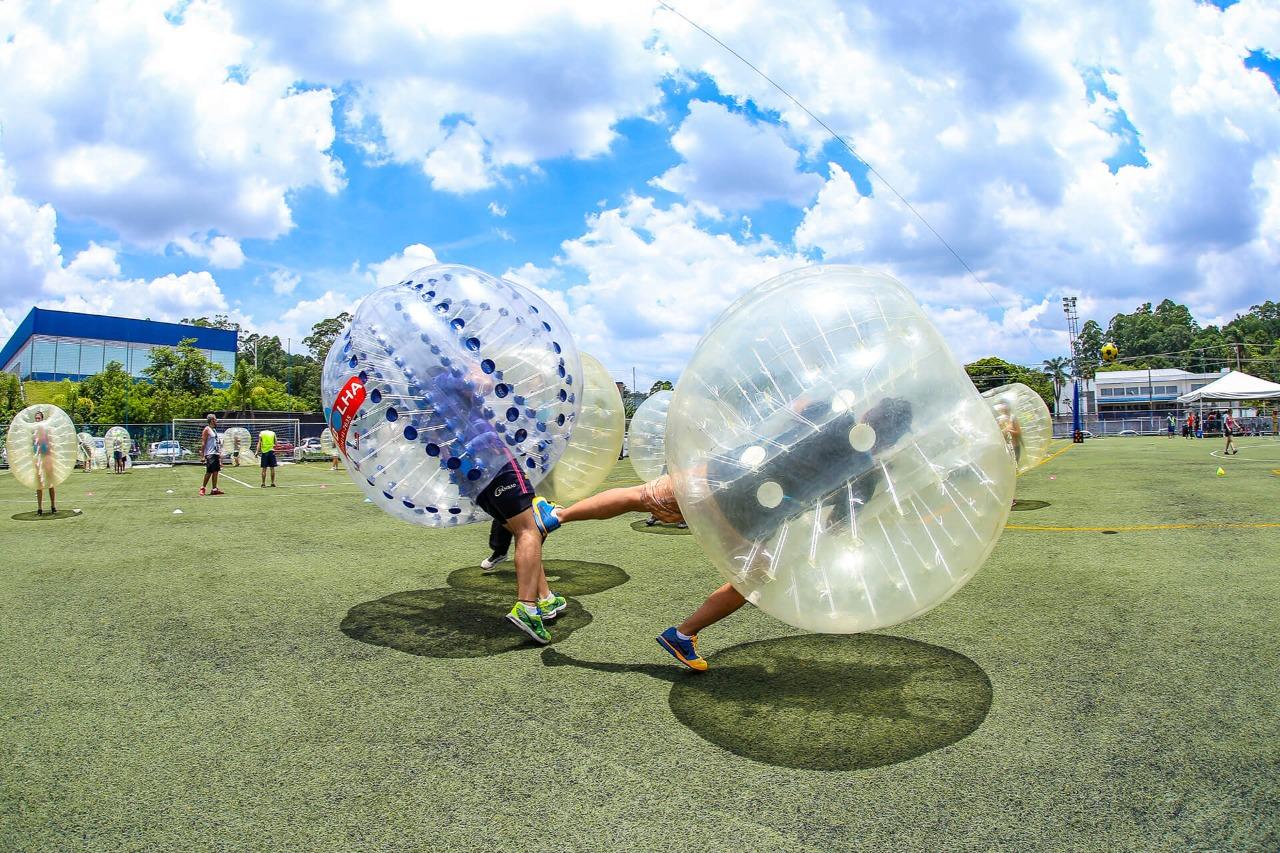 Parque de SP recebe maratona de atividades divertidas no feriadão