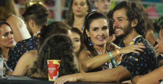 Histeria de celebridades contra o namorado de Fátima Bernardes