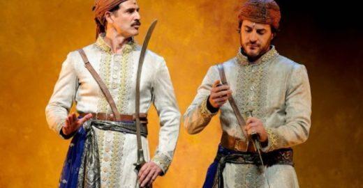 Reynaldo Gianecchini e Ricardo Tozzi estrelam peça em São Paulo