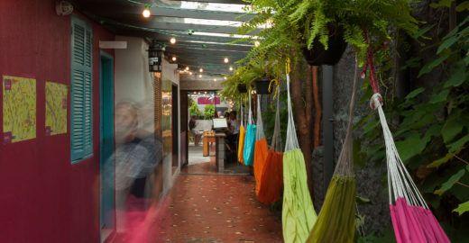 Hostel na Vila Madalena é eleito o melhor do Brasil