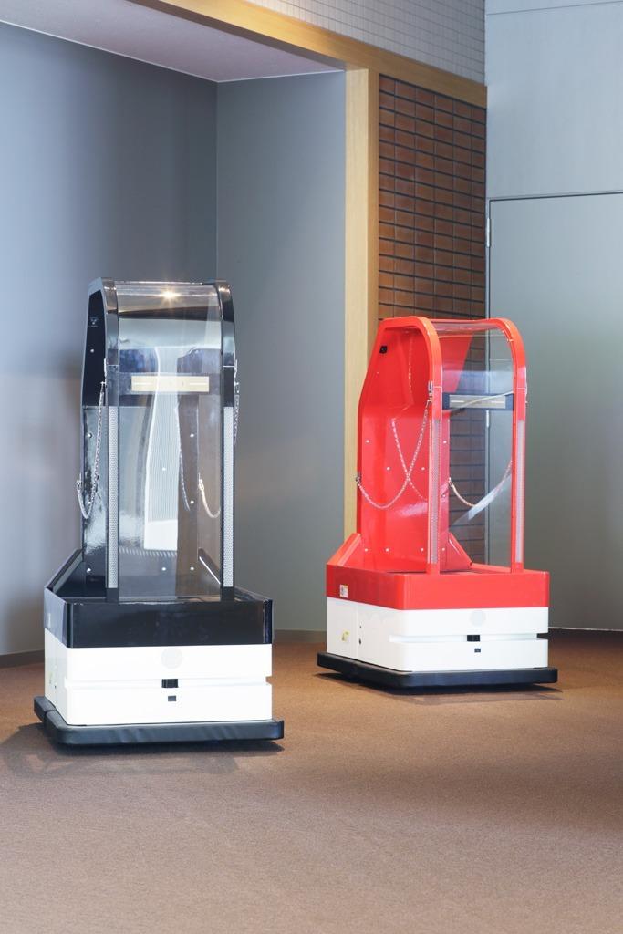 Japão hotel robôs
