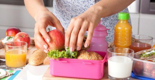 Volta às aulas: 5 dicas para montar uma lancheira saudável