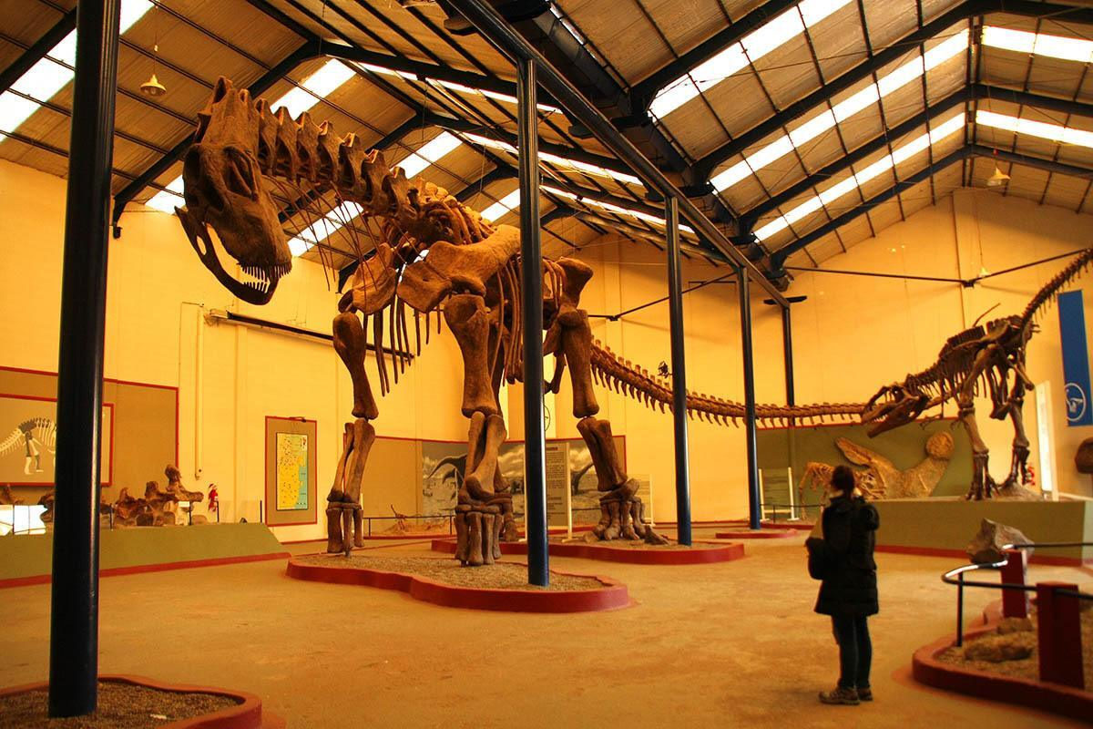 Dinossauros em Neuquén