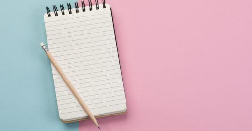 Como fazer um diário alimentar simples para usar todos os dias