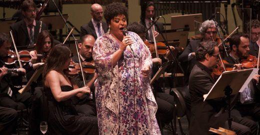 Jazz Sinfônica e Fabiana Cozza apresentam concertos no Ibirapuera