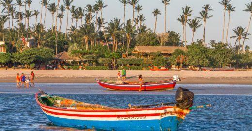 5 destinos brasileiros para aproveitar o verão