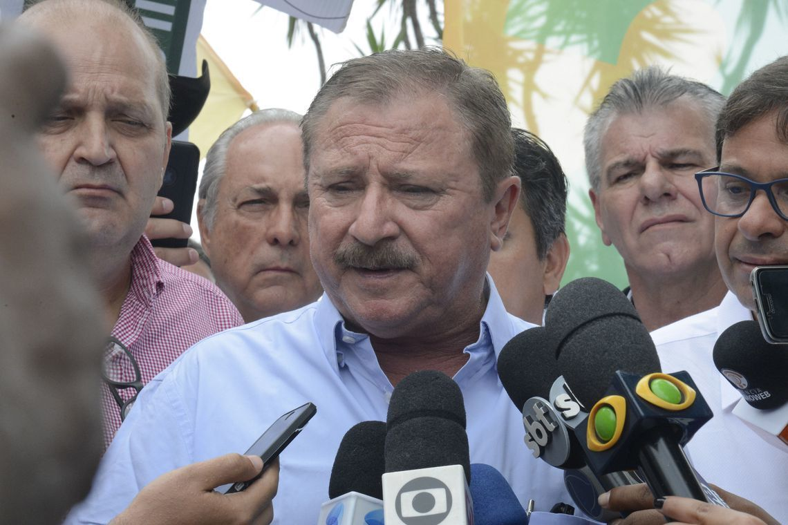 o secretário Nabhan Garcia foi nomeado para o órgão responsável pela gestão das demarcações indígenas no novo governo.