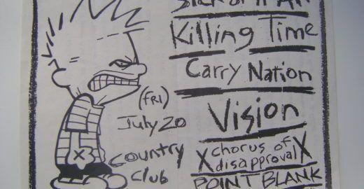 Movimento Punk é homenageado em exposição no Sesc
