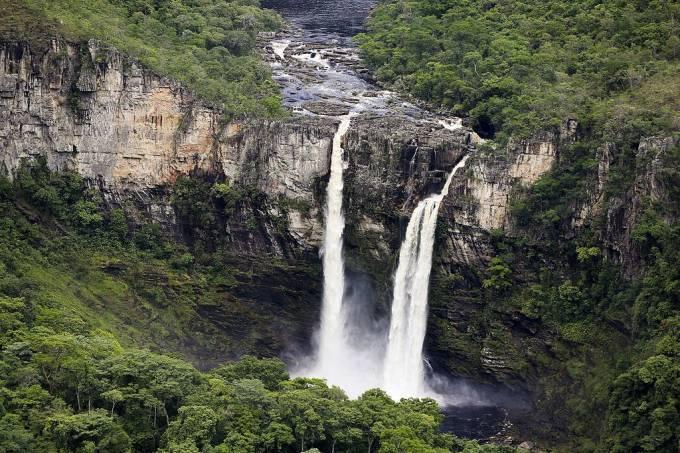 No Parque Nacional da Chapada dos Veadeiros, a gestão do uso público passa a ser privada