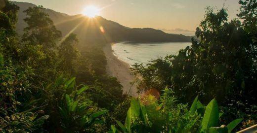 Praia do Sono, uma das 10 praias mais bonitas do Rio