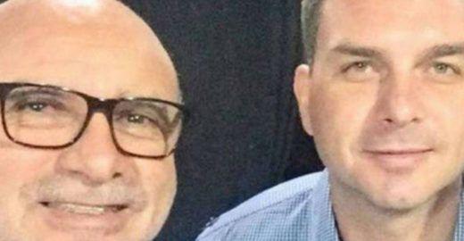 Justiça quebra os sigilos bancário e fiscal de Flávio Bolsonaro