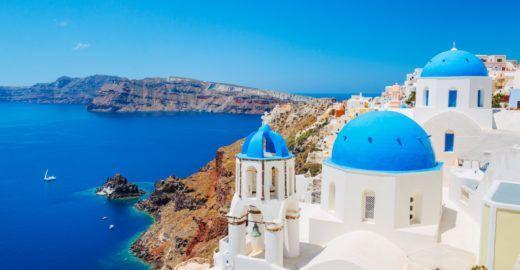 9 pontos turísticos na Grécia para inspirar sua próxima viagem